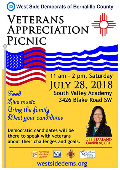 Veterans Appreciation Picnic